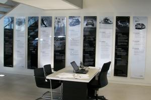 Audi Product Installation Photo