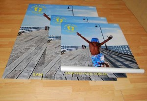 Large Poster Prints in short runs