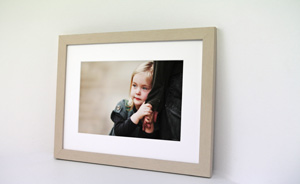 Fine art prints complete our custom picture framing