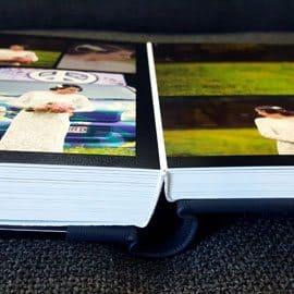 Flushmount Photographic Albums