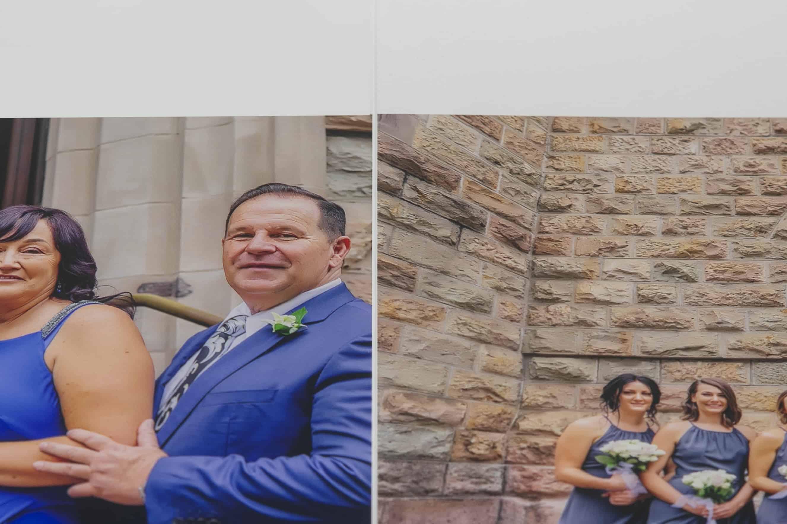 Professional Wedding Po Albums | Flush Mount Albums Photographic Wedding Portrait Albums By Bpro